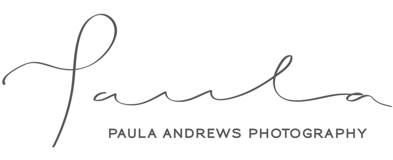 Paula Andrews Photography Logo